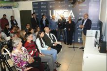 UNCA TV presentó su primera serie de ficción: ¿Y ahora?