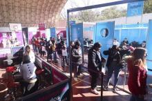Exitoso arranque de la Feria Futuro en la UNCA