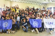 Una nueva jornada de entretenimiento y reflexión con alumnos de Capayán