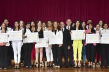 Más de 160 nuevos egresados de dos Facultades de la UNCA