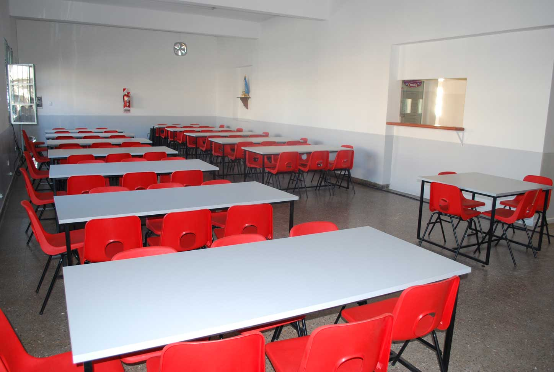 Unca for Comedor estudiantil