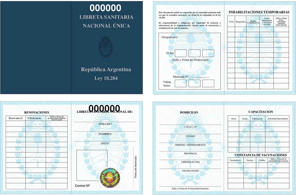 Libreta Viajera Infantil Para Imprimir: UNCA